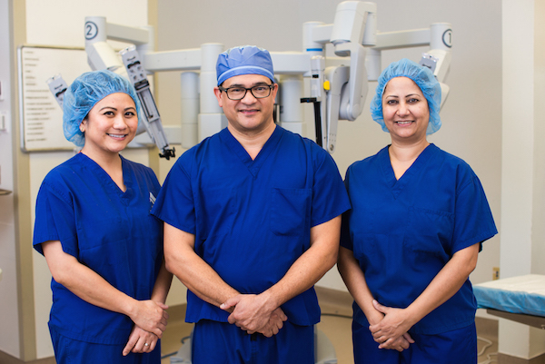 Los Angeles Robotic Surgeon