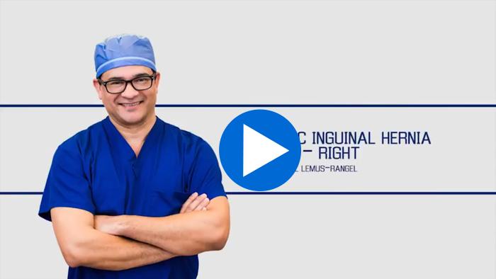 bakersfield surgeon inguinal hernia repair robotic surgery