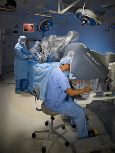 Robotic Surgeon Valencia